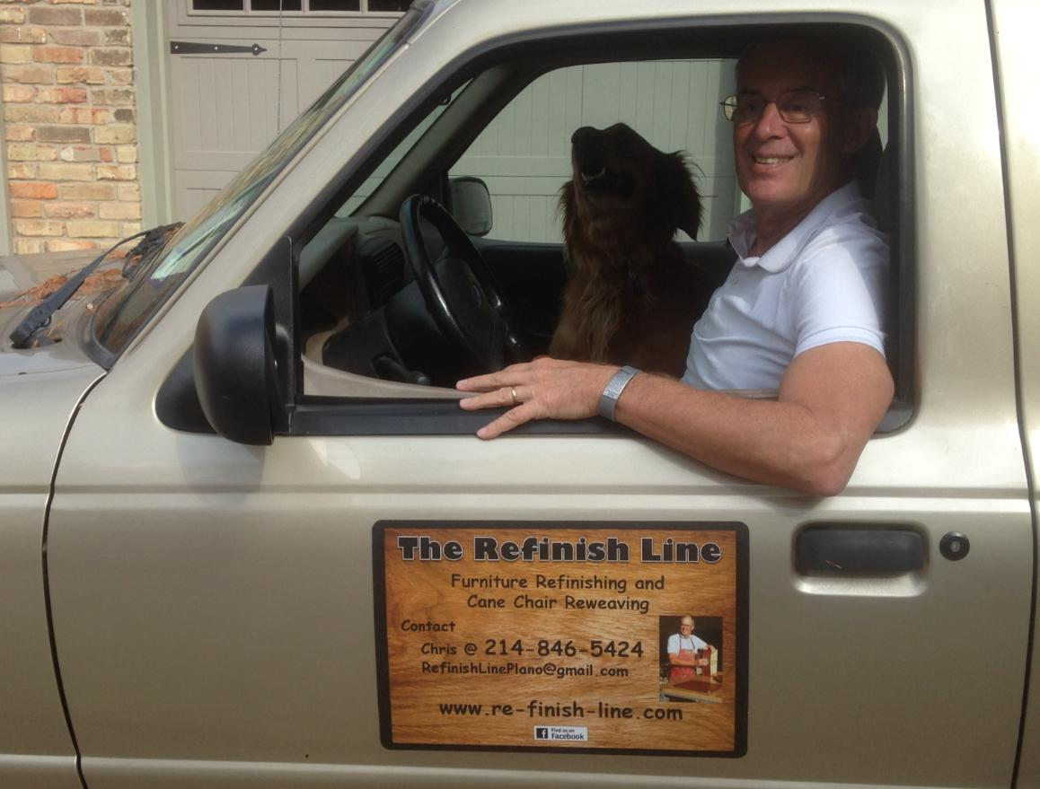 Located In Plano, Texas, The ReFinishLine Provides A Broad Range Of Furniture  Restoration ...